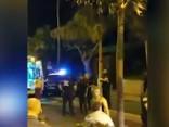 Tenerifē iebrūkot naktskluba grīdai, ievainoti 40 cilvēki