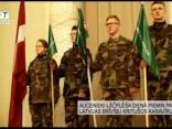 Aucenieki Lāčplēša dienā piemin par Latvijas brīvību kritušos karavīrus