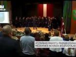 Atzinības rakstu pasniegšana Rēzeknes novada iedzīvotājiem