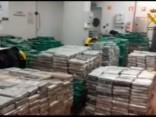 В Испании задержан крупнейший за 18 лет груз кокаина