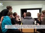 """Startē Imanta Ziedoņa muzeja rīkotais jauniešu projekts """"Ideju pavasaris"""""""