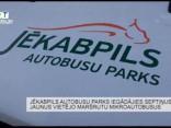 Jēkabpils autobusu parks iegādājies septiņus jaunus vietējo maršrutu mikroautobusus
