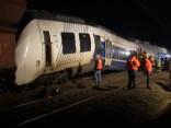 Vācijā saskrienoties diviem vilcieniem, ievainoti vairāki desmiti cilvēku