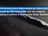 Atklāts cigāra formas asteroīds