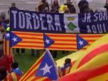 На улицы Брюсселя вышли десятки тысяч сторонников независимости Каталонии