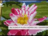 """Jau 10 gadus Rugāju novadā zied """"Ūdensroze"""""""
