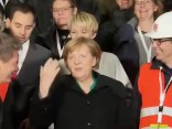 Меркель открыла новую скоростную линию между Берлином и Мюнхеном