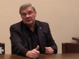 Экс-мэр Даугавпилса Янис Лачплесис о развитии самоуправления и руководстве городом