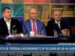 """""""Preses Klubā"""" viesos Andris Kulbergs, Aigars Rostovskis, Jānis Bokta"""