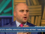 Kulbergs skaidro, kādas automašīnas drīkst tirgot Latvijā