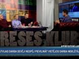"""Preses Klubā"" viesos: Baiba Broka, Viktors Ščerbatihs, Arnis Blodons"