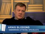 """Blodons: Latvijai nepieciešami labas kvalitātes amatnieki, nevis """"baltās apkaklītes"""""""