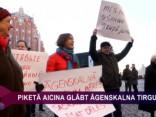 Piketā aicina glābt Āgenskalna tirgu