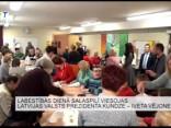 Labestības dienā Salaspilī viesojas Latvijas valsts prezidenta kundze – Iveta Vējone