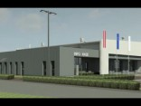 Jelgavā sāk būvēt jaunu CSDD nodaļas ēku