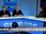 """Raidījumā """"Globuss"""": Kā Brexit ietekmēs ES pilsoņus Lielbritānijā?"""