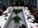 Aivars Šķēle komisijas sēdē: Nav tāda novada, kur Šlesera kunga nav