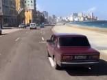 Kubā turpina dzīvot padomju auto