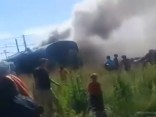 Dzelzceļa katastrofā Dienvidāfrikā 12 bojāgājušie un 260 ievainotie