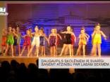 Daugavpilī norisinās skolēnu koncerts izcilniekiem