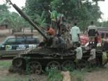 Ceļojums uz Kongo vecā ugunsdzēsēju auto. 2.daļa