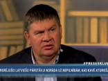 Kalvītis: Latvijā ir augstākā dzīves kvalitāte Eiropā