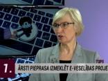 Circene par e-veselības izmeklēšanas komisiju: tā ir liekulība un kārtējā naudas izšķērdēšana