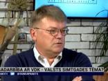 Štokenbergs brīdina, ka čekas maisu atvēršana var negatīvi ietekmēt nevainīgus cilvēkus