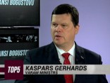 """TOP5"" viesos Kaspars Gerhards"