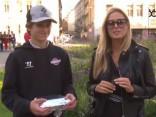 Jana Duļevska dodas slepenā vizītē uz Auškāpa restorānu