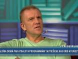 """""""Preses Klubā"""" viesos: Evita Zālīte - Grosa, Valdis Kalnozols, Ģirts Rungainis"""