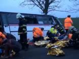 Autobusa avārijā netālu no Prāgas vismaz 3 bojāgājušie