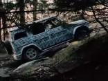 Mercedes-Benz G klase vilina piedzīvojumu meklētājus