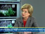 """""""Dienas personībā"""" viesos Inguna Sudraba"""