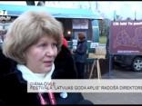 """Patriotiskās noskaņās Dobelē aizvadīts """"Latvijas Goda aplis"""""""