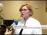 Kopš gada sākuma Daugavpils poliklīnikā ik dienu pieejams dežūrārsts