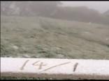 Austrālijas vasara: Tasmānijā snieg