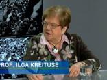 """Dienas personībā"" viesos Prof. Ilga Kreituse"