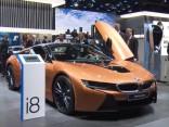 BMW prezentācija Detroitā