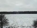 Ledus sastrēgums Daugavā pie Pļaviņām