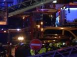 Ugunsgrēkā Prāgas viesnīcā divi bojāgājušie, septiņi ievainoti