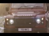 Atzīmējot jubileju, Land Rover izlaiž Defender ar V8 motoru