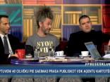 """""""Preses Klubā"""" viesos: Horens Stalbe, Roberts Putnis, Filips Rajevskis"""
