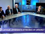"""""""Nacionālo interešu klubs"""": Vai Latvijai jāparaksta attiecības ar Ukrainu?"""