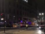 Gāzes noplūdes dēļ evakuē dzelzceļa staciju Londonā