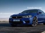 BMW M5 braukšanas režīmi