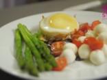 Garda brokastu recepte  - mafini ar saldo kartupeli un olu