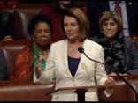 ASV Pārstāvju palātā izskan astoņas stundas gara runa par imigrantiem