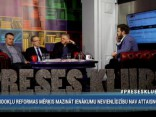 """""""Preses Klubā"""" viesos: Juris Birznieks, Pēteris Strautiņš un Aleksandrs Kiršteins"""