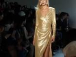 Tadašī Šojī savu vakartērpu kolekciju Ņujorkas modes nedēļā veltījis #MeToo kustībai